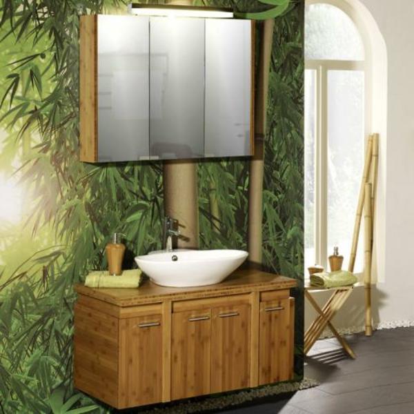 schöner-Waschbeckenunterschrank-aus-Bambus