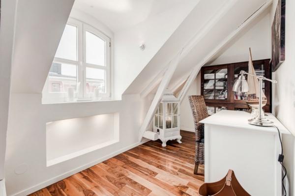 schönes-Design-Dachgeschoß-Kabinett