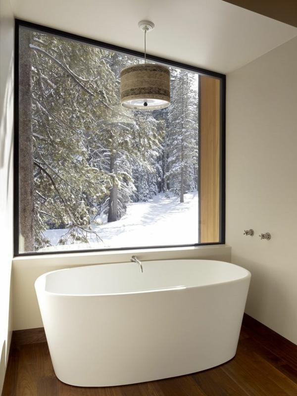 badezimmerfenster designs 38 wundersch ne fotos. Black Bedroom Furniture Sets. Home Design Ideas