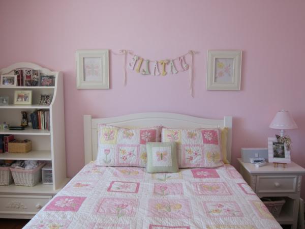 100 faszinierende rosa Schlafzimmer! - Archzine.net
