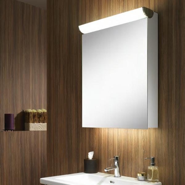 badezimmer spiegelschrank mit beleuchtung - schöne ideen ... - Badezimmer Spiegelschränke Mit Beleuchtung