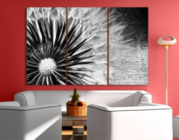 schwarz-weiße-Leinwandbilder-kaufen-
