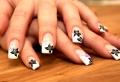 32 coole Ideen für Nägel in schwarz und weiß!