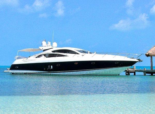 Aguila luxury motor yacht