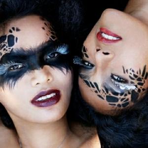 Halloween Gesichter - 32 neue Vorschläge!