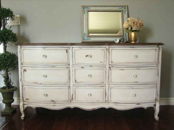 Shabby Chic Kommode