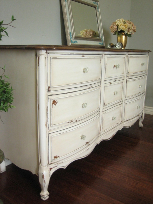 shabby-chic-kommode-weißes-modell