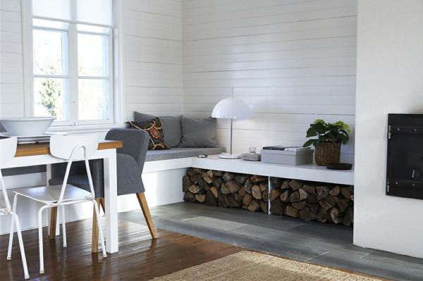 Skandinavisch wohnen in 100 bilder for Esszimmer sofa