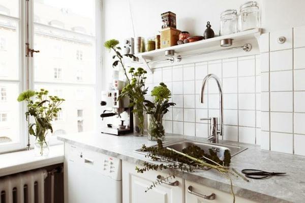 kleine appartements einrichten interior design und m bel ideen. Black Bedroom Furniture Sets. Home Design Ideas