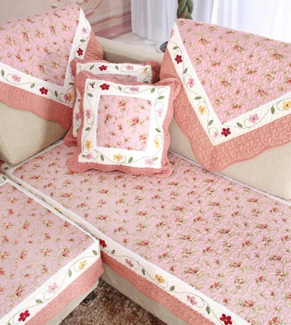 sofabezüge-für-ecksofa-in-pink-und-weiß