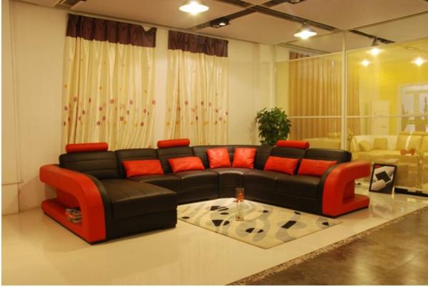 sofabezüge-für-ecksofa-in-rot-und-schwarz