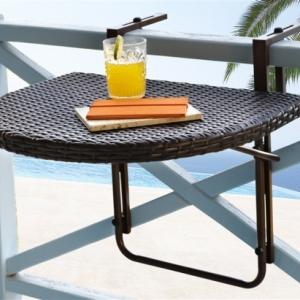Hängetisch für Balkon - coole Vorschläge!