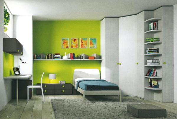 Einrichtungsideen studentenzimmer  Studentenzimmer einrichten - 69 coole Bilder! - Archzine.net