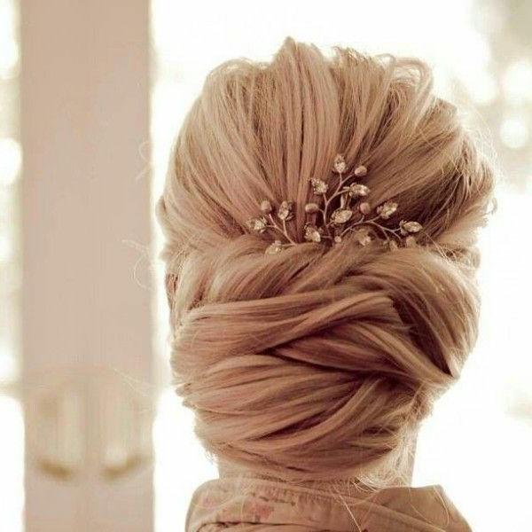 super--elegante- Hochzeitsfrisur