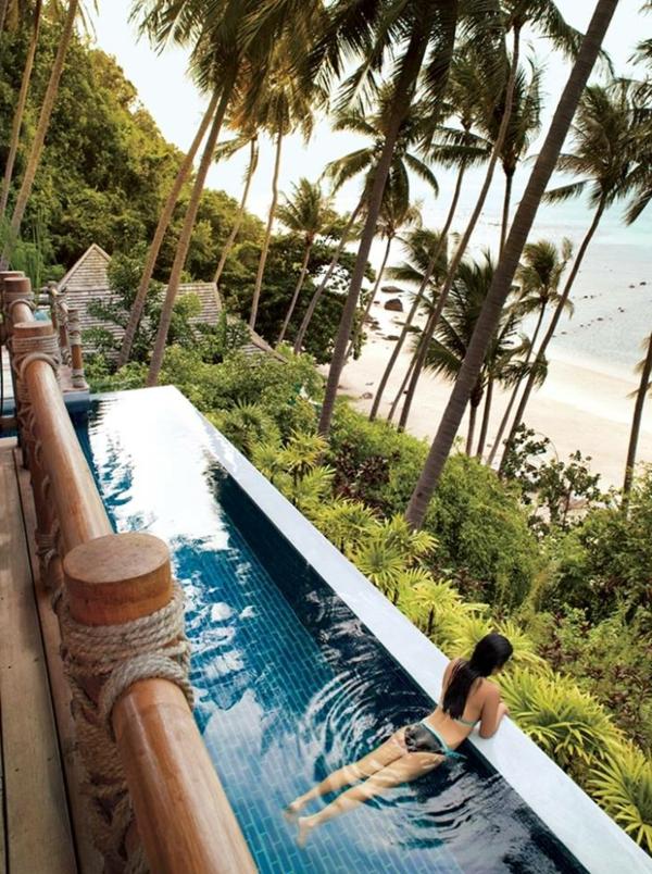 super-exotisches-fertig schwimmbecken