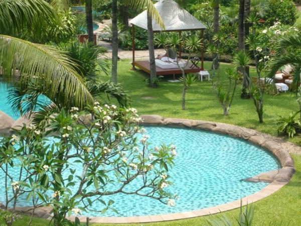 Schwimmingpool für den Garten  35 prima Designs
