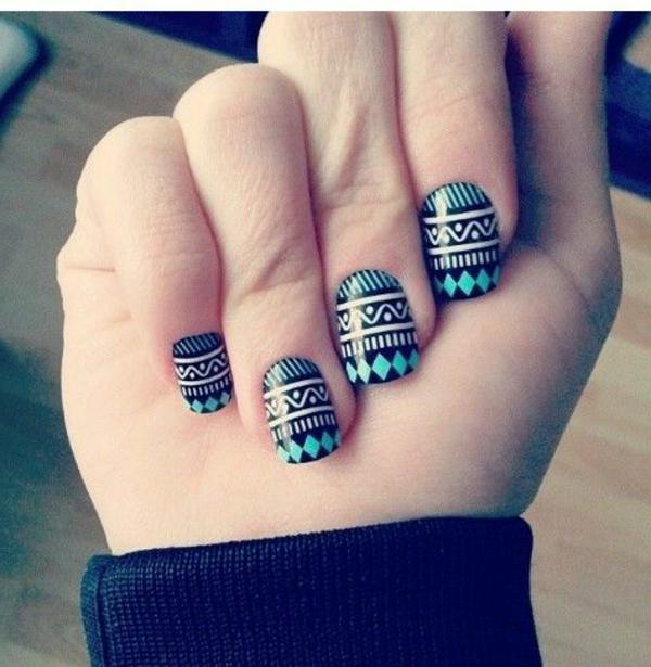 super-kreative-Fingernägel-Design-Ideen-