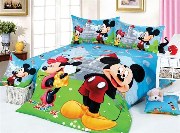 super-süße-Bettwäsche-Mickey-Maus-Motive
