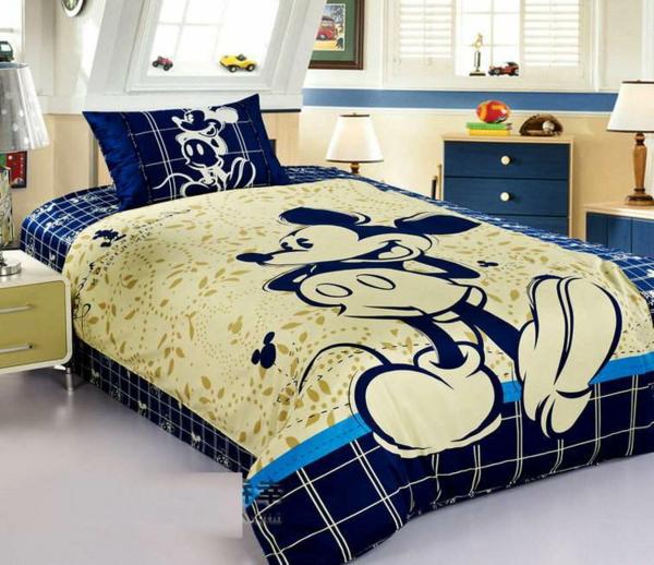 super-schöne-Disney-Bettwäsche-Mickey-Mouse