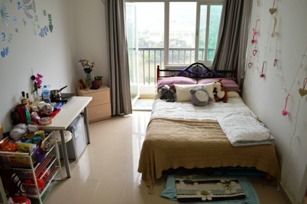 Studentenzimmer einrichten - 69 coole Bilder! - Archzine.net