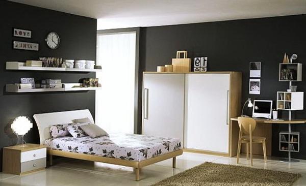 Studentenzimmer design  Studentenzimmer einrichten - 69 coole Bilder! - Archzine.net