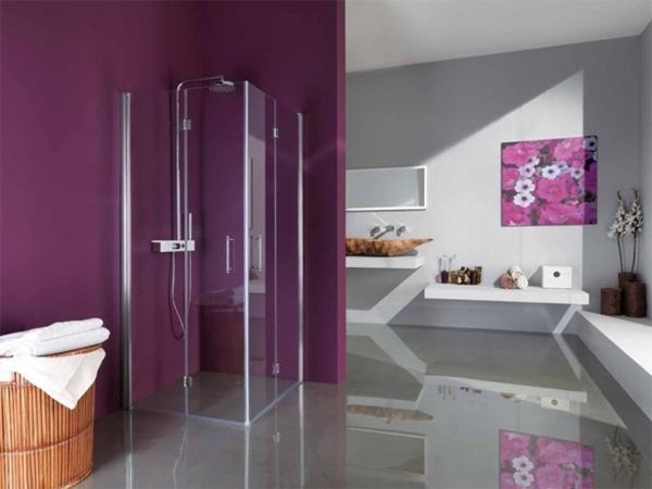 super-tolle-Duschkabinen-aus-Glas-durchsichtig