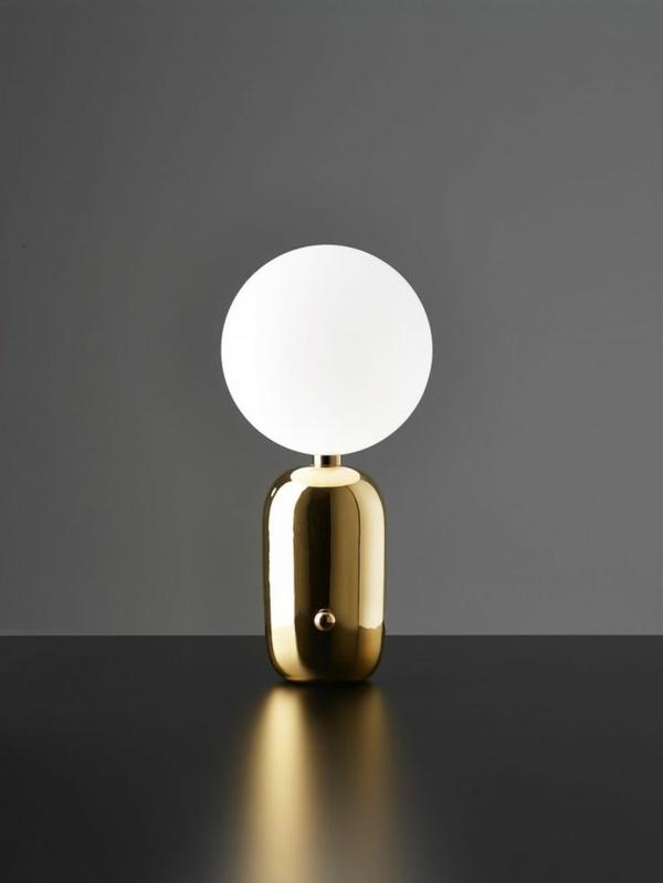tischlampe-mit-Kugelglas-Design-Idee