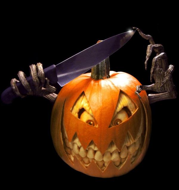 tolle-Halloween-Kürbisse-ausschneiden-