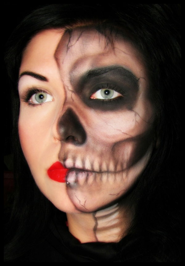 Halloween Schmink Bilder : halloween schmink bilder halloween schmink bilder wer ein eher einfach kleid zu diesem makeup ~ Frokenaadalensverden.com Haus und Dekorationen