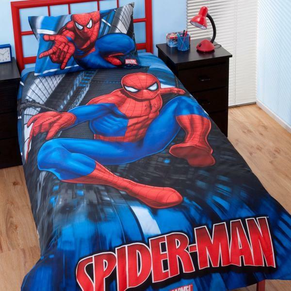 tolle-Idee-für-das-Kinderzimmer-Bettwäsche-Superhero