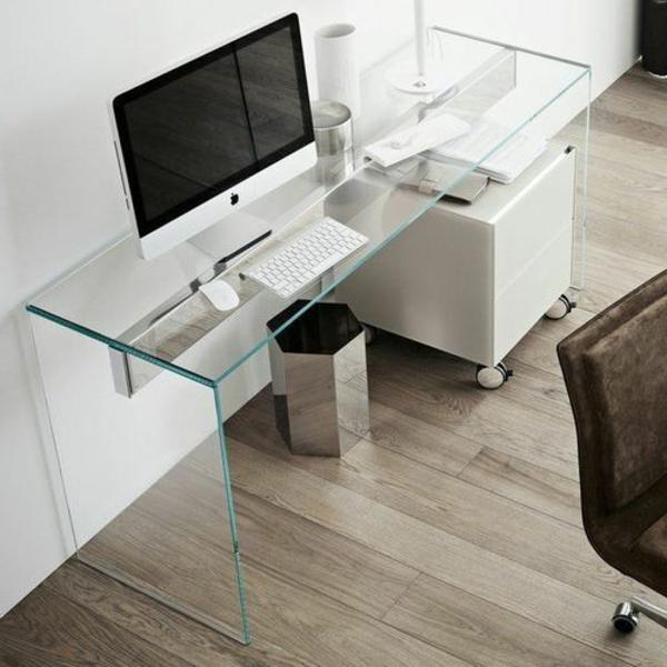 toller--Schreibtisch-mit-Glasplatte