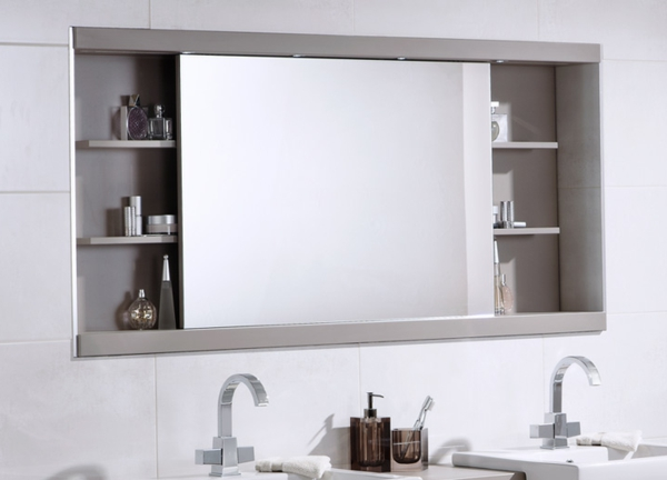 Badezimmer Spiegelschrank Mit Beleuchtung Preisvergleich ... | {Spiegelschrank bad mit beleuchtung 36}