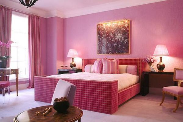--tolles-Design-Schlafzimmer-in-Rosa