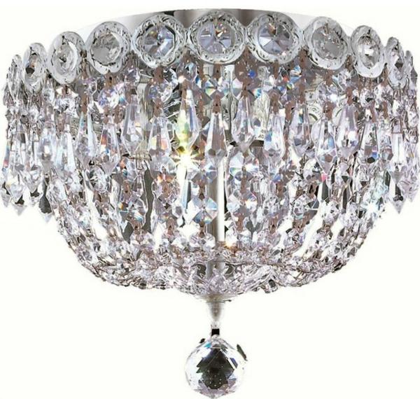 traditionelle-kristall-deckenleuchte