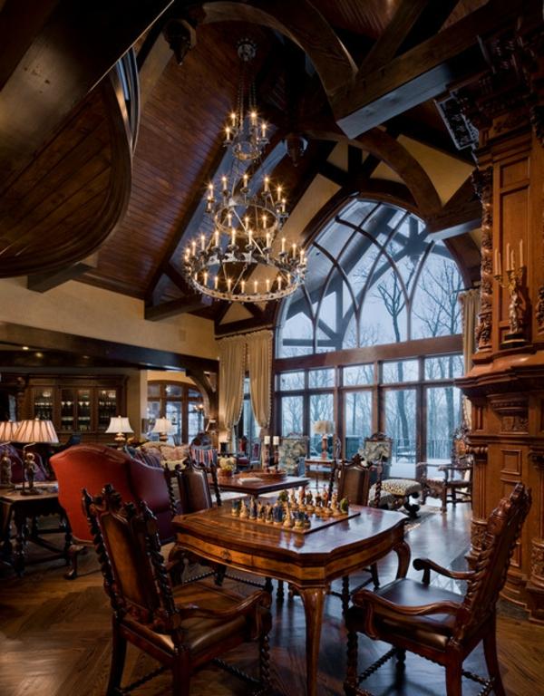 traditionelles-gothic-esszimmer