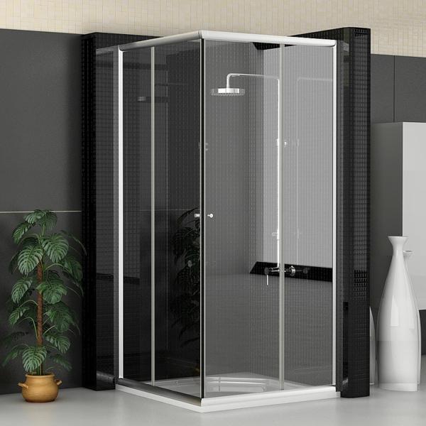 runde dusche glasbausteine verschiedene. Black Bedroom Furniture Sets. Home Design Ideas