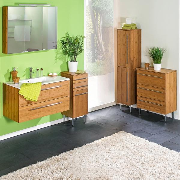 waschbeckenunterschrank aus bambus. Black Bedroom Furniture Sets. Home Design Ideas