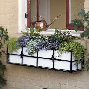 Blumenkasten für Balkon - wunderschöne Bilder!