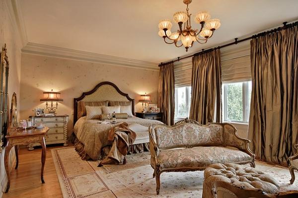 klassische schlafzimmer – progo, Schlafzimmer entwurf