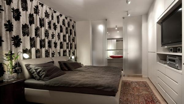 vorhänge-ideen-für-schlafzimmer-moderne-gestaltung