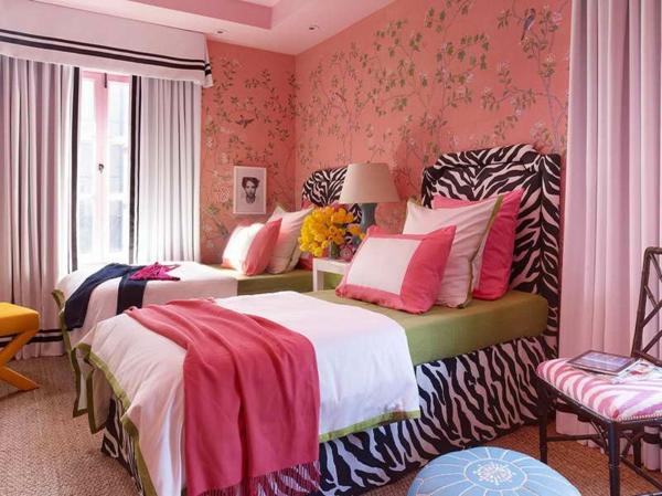 Beautiful Schlafzimmer Ideen Pink Contemporary - House Design Ideas - campuscinema.us