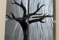 33 verblüffende Ideen für Wanddeko aus Metall!