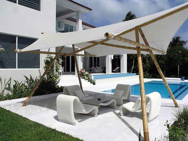 weiße-lounge-möbel-outdoor