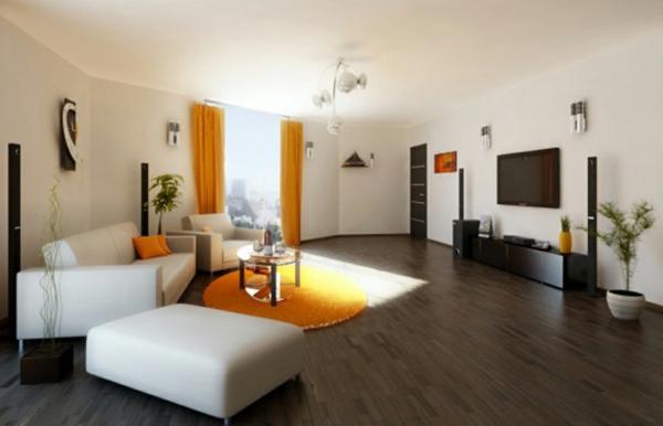wohnzimmer-ideen-elegante-gestaltung