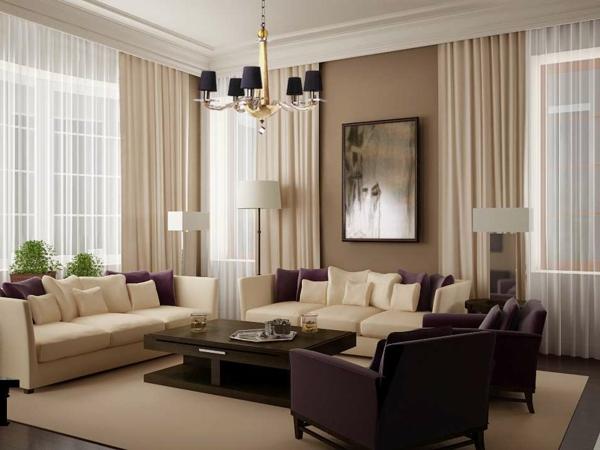 interieur und design-ideen für zuhause : wohnzimmer grau altrosa ...
