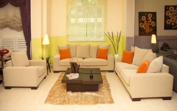wohnzimmer-ideen-sehr-hell-erscheinen