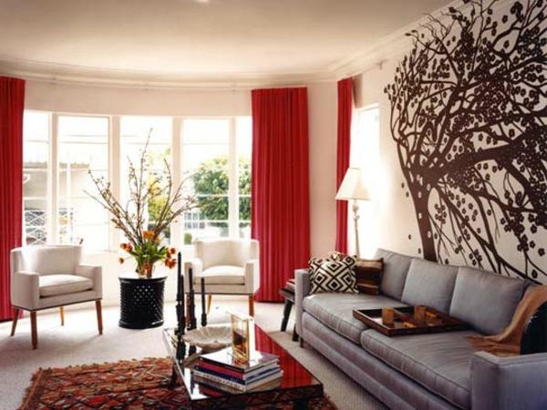 cooles bild wohnzimmer: großes wohnzimmer einrichten 115 schöne ideen für wohnzimmer