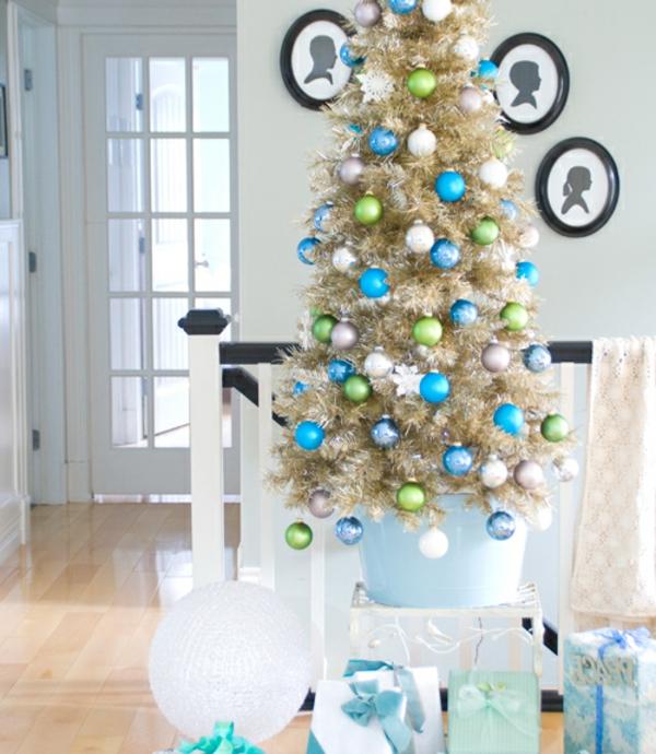 wunderbare--Weihnachtsbaum-Deko-Idee