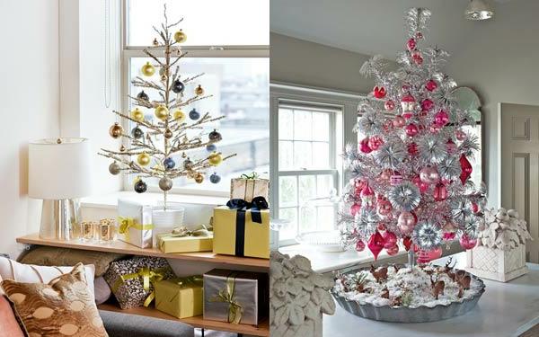 Wunderbare  Weihnachtsbaum Dekoration Idee