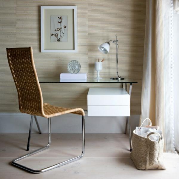 wunderbarer-Schreibtisch-mit-Glasplatte-
